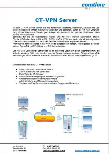 Comtime VPN-Server