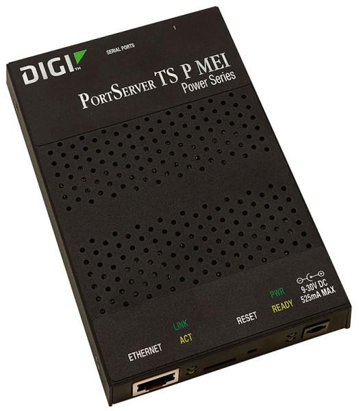 PortServer TS 4 P MEI (mid- and end-span PoE) (International)